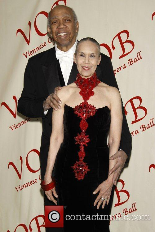 Geoffrey Holder and Carmen De Lavallade 2