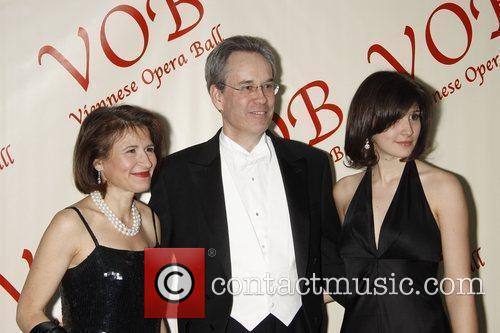 Guests The 2010 Viennese Opera Ball held at...