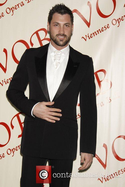 Maksim Chmerkovskiy from Dancing with the Stars The...