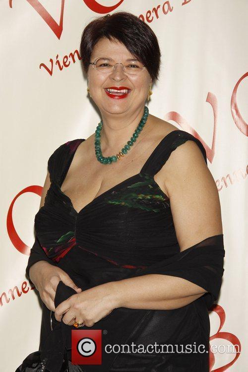 Renate Brauner The 2010 Viennese Opera Ball held...