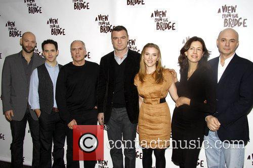 Photocall for the upcoming Broadway revival of Arthur...