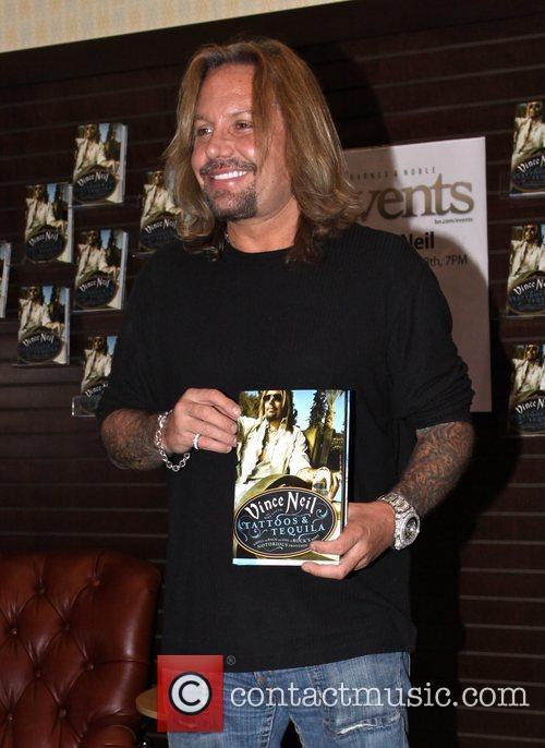 Vince Neil and Motley Crue 9