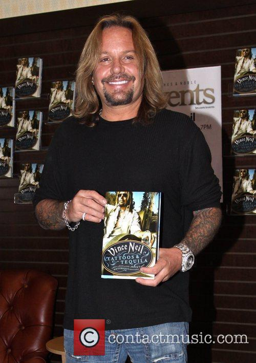 Vince Neil and Motley Crue 10
