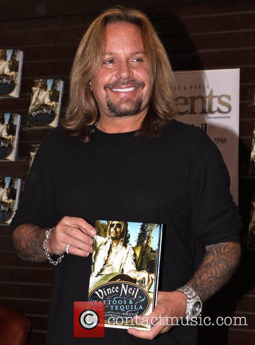 Vince Neil and Motley Crue 7