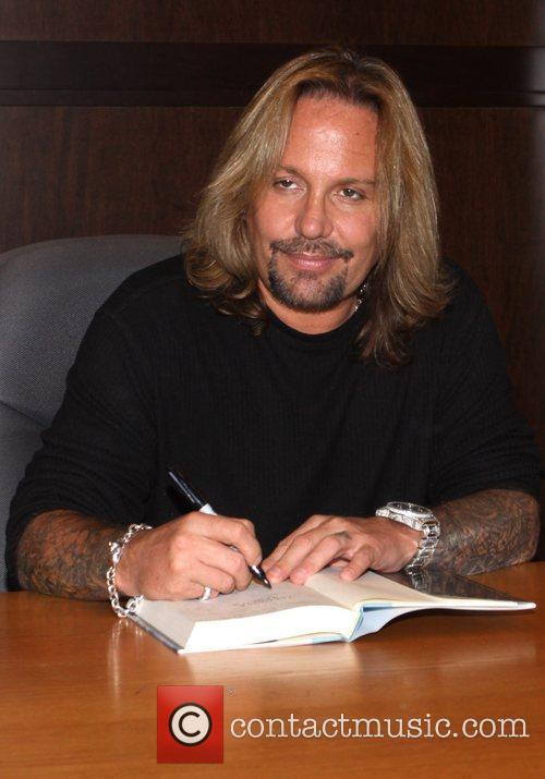 Vince Neil and Motley Crue 6