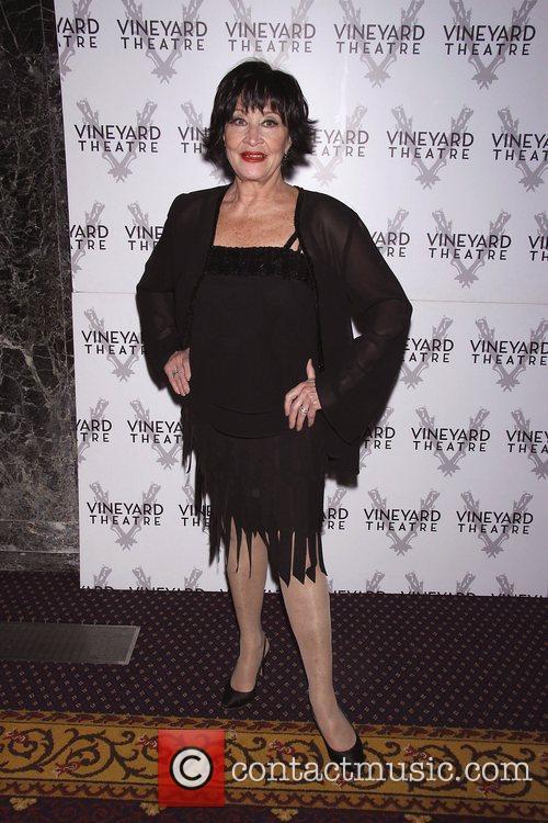 Chita Rivera The 2010 Vineyard Theatre Gala honoring...