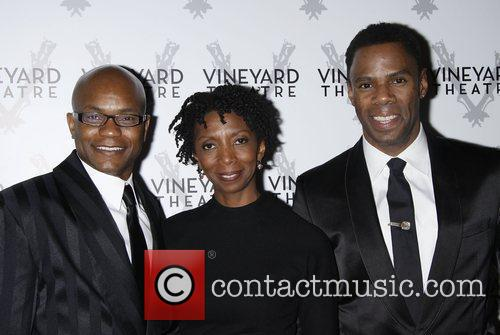 Forrest McClendon, Sharon Washington, and Colman Domingo...