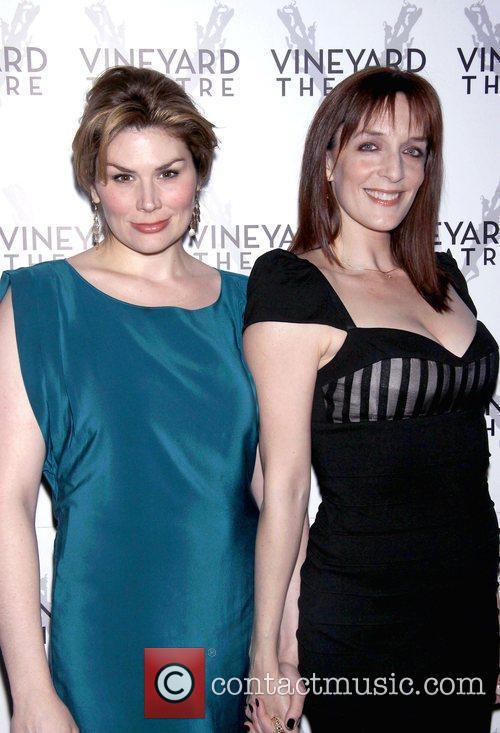 Heidi Blickenstaff and Julia Murney  The 2010...