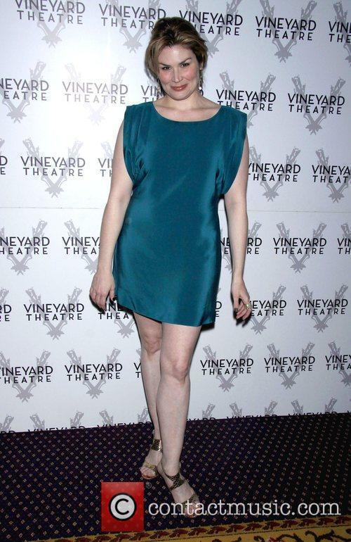 Heidi Blickenstaff  The 2010 Vineyard Theatre Gala...