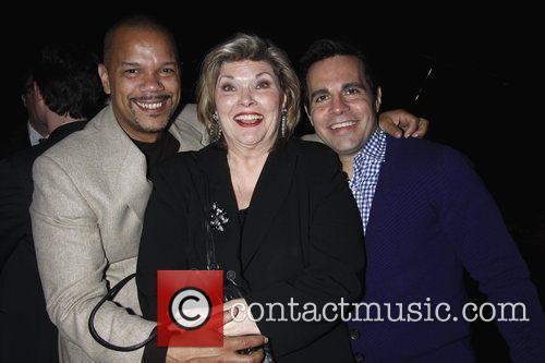 Jerry Dixon, Debra Monk, and Mario Cantone...