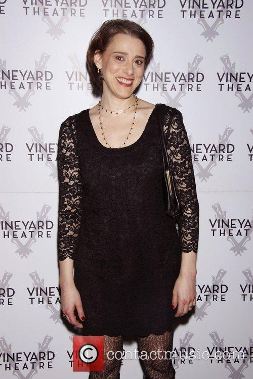 Judy Kuhn The 2010 Vineyard Theatre Gala honoring...