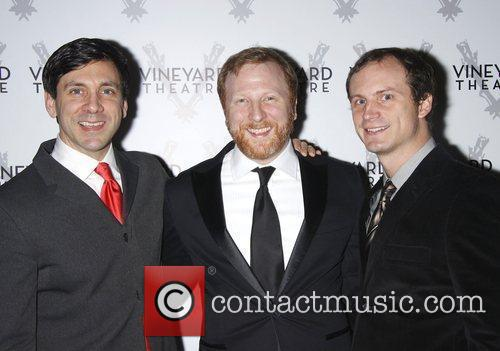 The 2010 Vineyard Theatre Gala honoring Kander and...