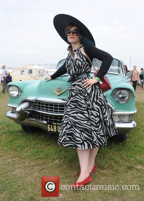 Vintage at Goodwood festival - Day 3