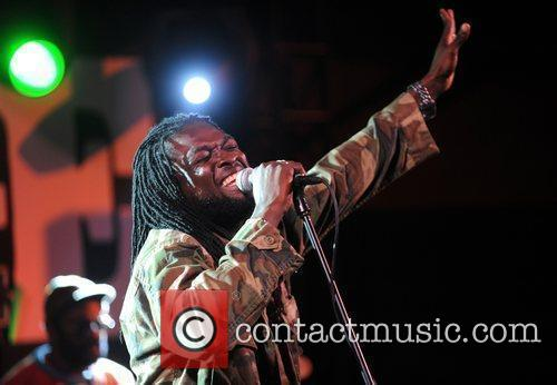 The Wailers perform  during the 'Vintage at...