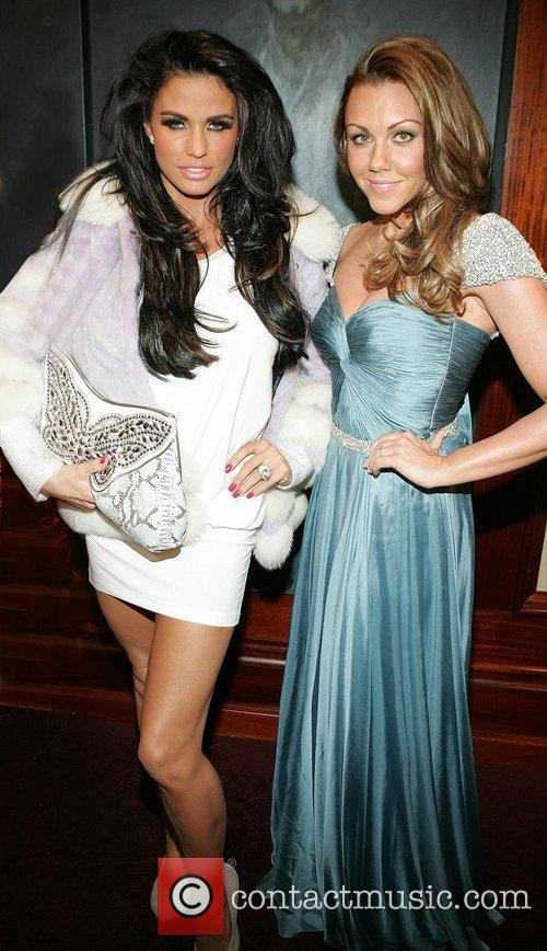 Katie Price and Michelle Heaton 7