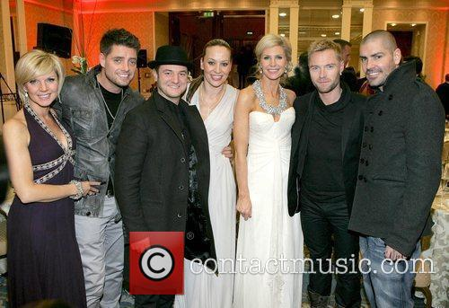 Lisa Duffy, Duffy, Keith Duffy and Ronan Keating 2