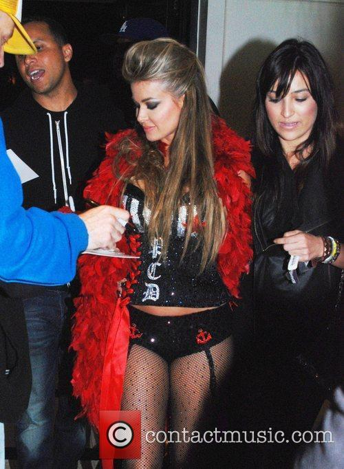 Carmen Electra and Pussycat Dolls 3