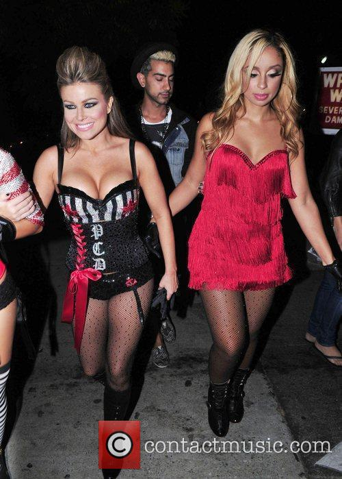 Carmen Electra and Pussycat Dolls 8