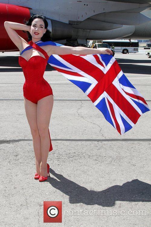 Dita Von Teese and Las Vegas 4