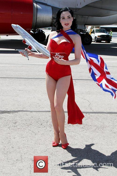 Dita Von Teese and Las Vegas 3