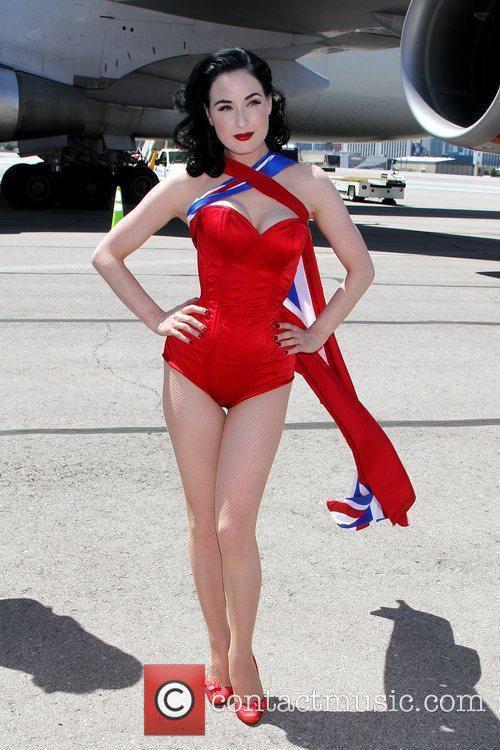Dita Von Teese and Las Vegas 7