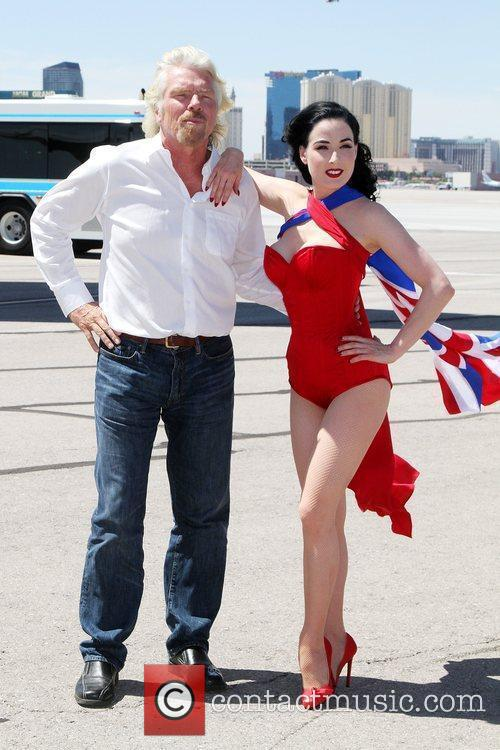 Richard Branson and Las Vegas 1