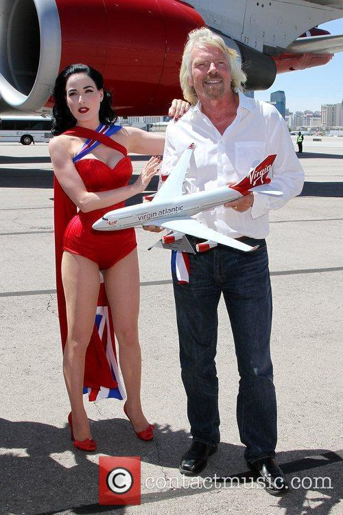 Richard Branson and Las Vegas 3