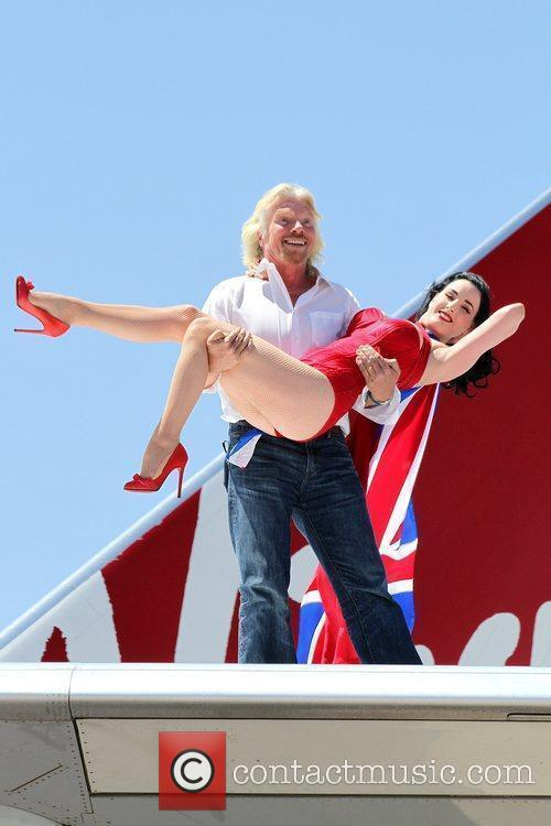 Richard Branson and Las Vegas 7
