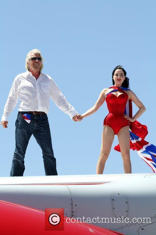Richard Branson and Las Vegas 2