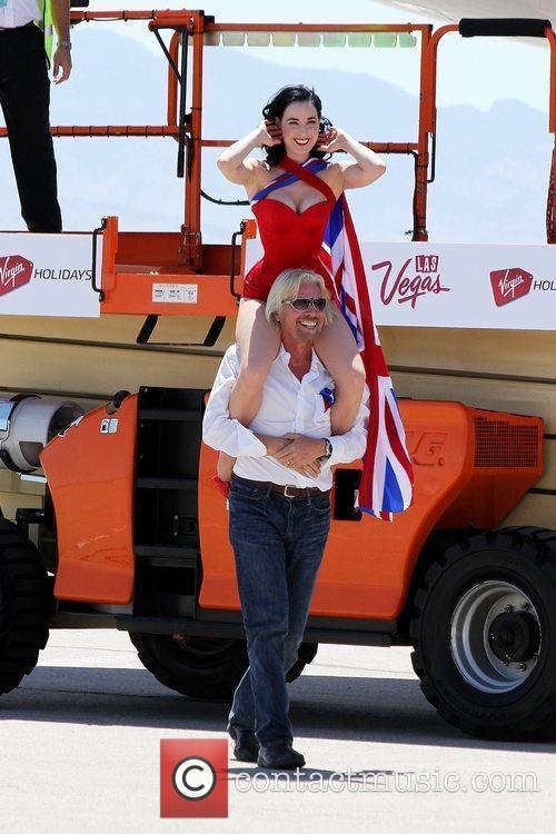 Richard Branson and Las Vegas 5