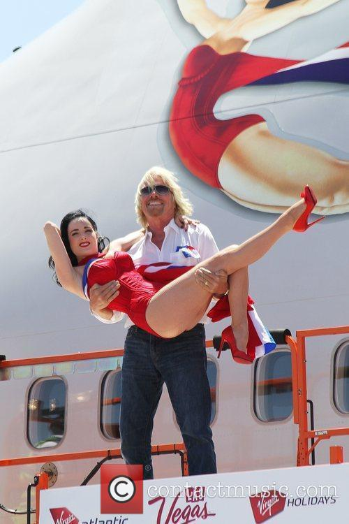 Richard Branson and Las Vegas 9