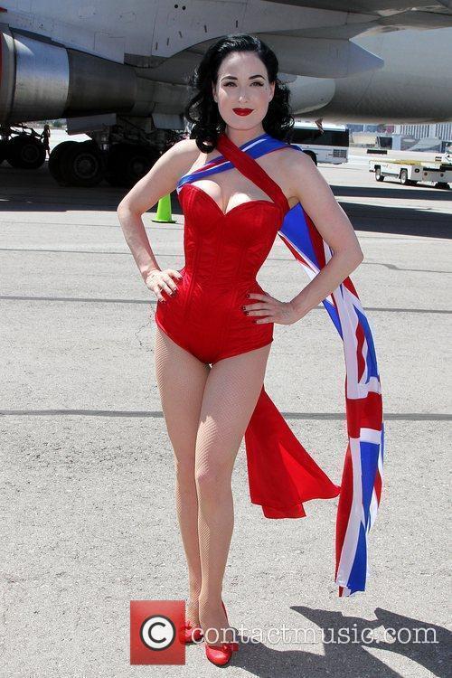 Dita Von Teese and Las Vegas 11