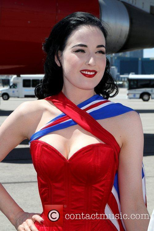 Dita Von Teese and Las Vegas 8