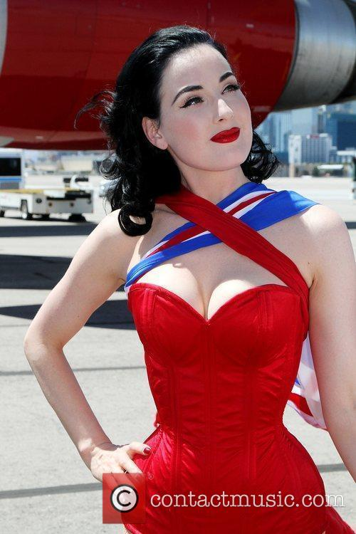Dita Von Teese and Las Vegas 1