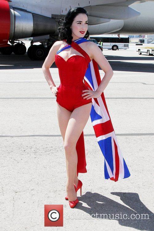 Dita Von Teese and Las Vegas 9