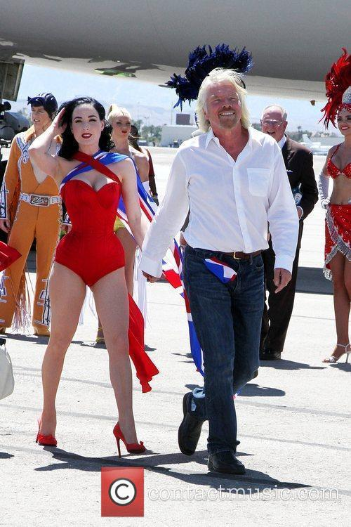 Richard Branson and Las Vegas 10