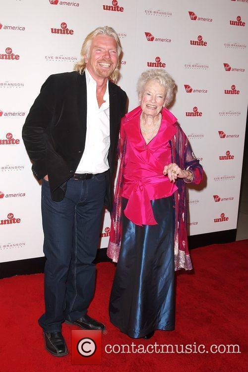 Richard Branson and Chandler 1