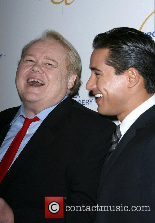 Louie Anderson and Mario Lopez 5