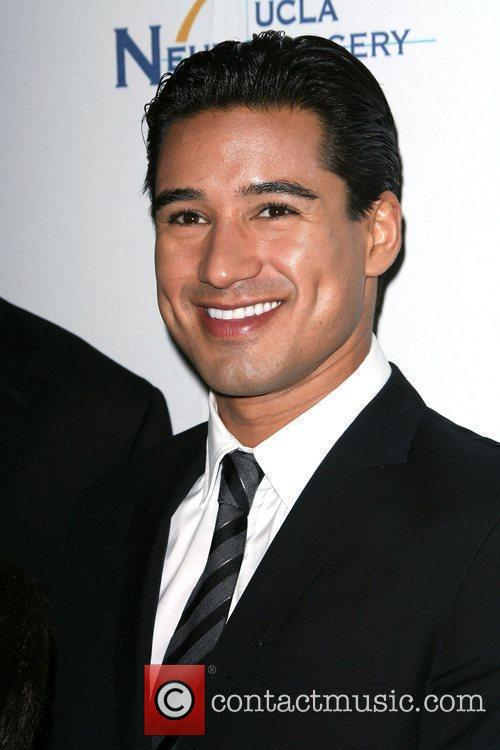 Mario Lopez UCLA Department of Neurosurgery's 2010 Visionary...