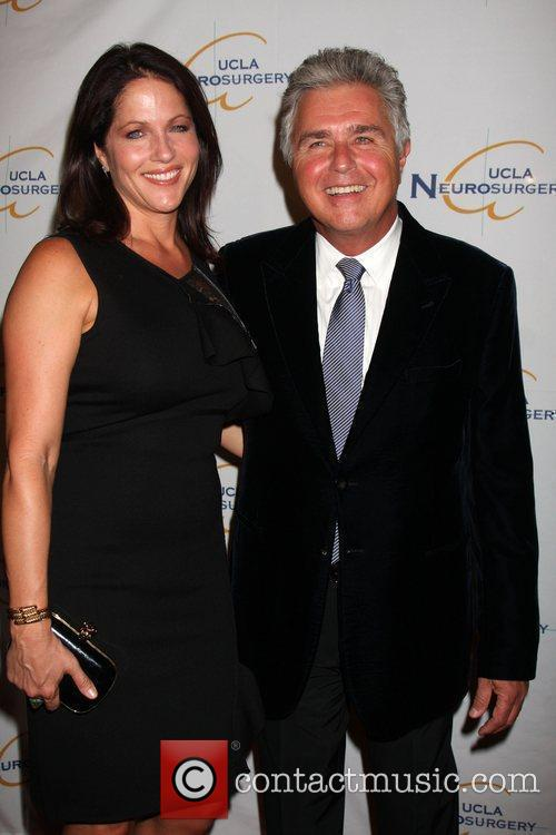 Steve Tyrell and guest UCLA Department of Neurosurgery's...