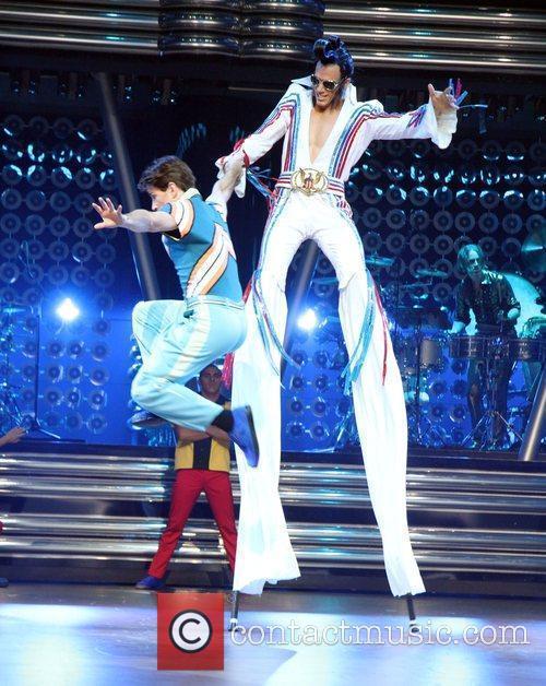 Cirque du Soleil unveils 'Viva Elvis' At Aria...