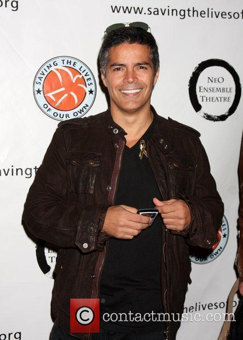 Esai Morales '1 Voice' Benefit for the Motion...
