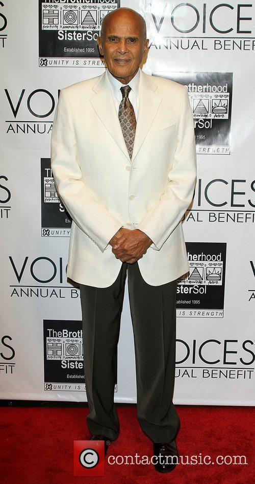 Harry Belafonte The Brotherhood/Sister Sol 6th Annual 'Voices'...