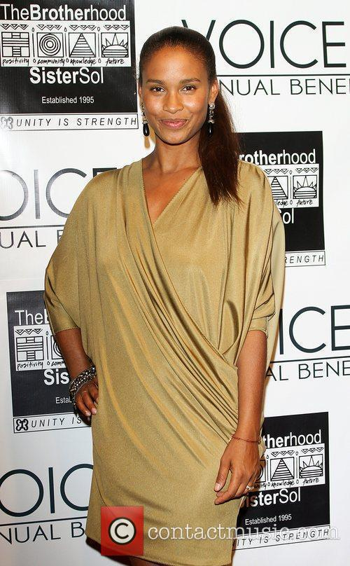 Joy Bryant The Brotherhood/Sister Sol 6th Annual 'Voices'...