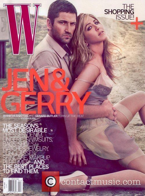 Gerard Butler and Jennifer Aniston 1
