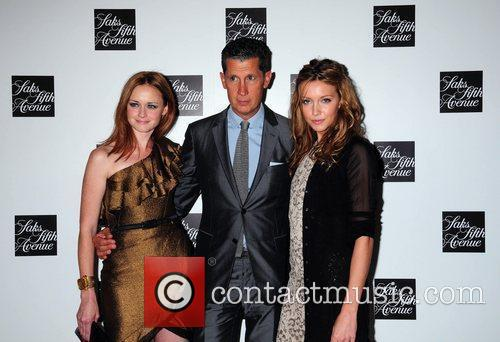 Alexis Bledel, Celebration and Katie Cassidy 6