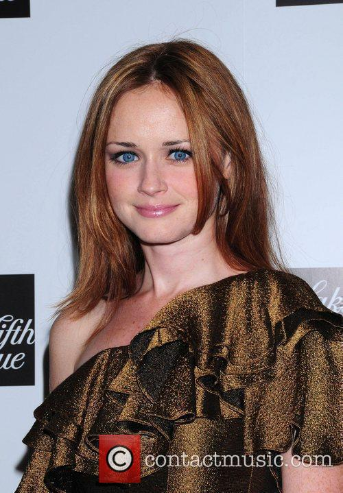 Alexis Bledel and Celebration 2
