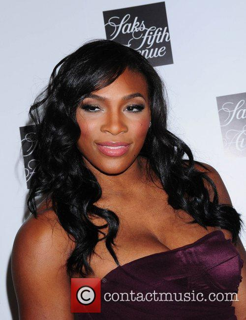 Serena Williams, Celebration, Saks Fifth Avenue
