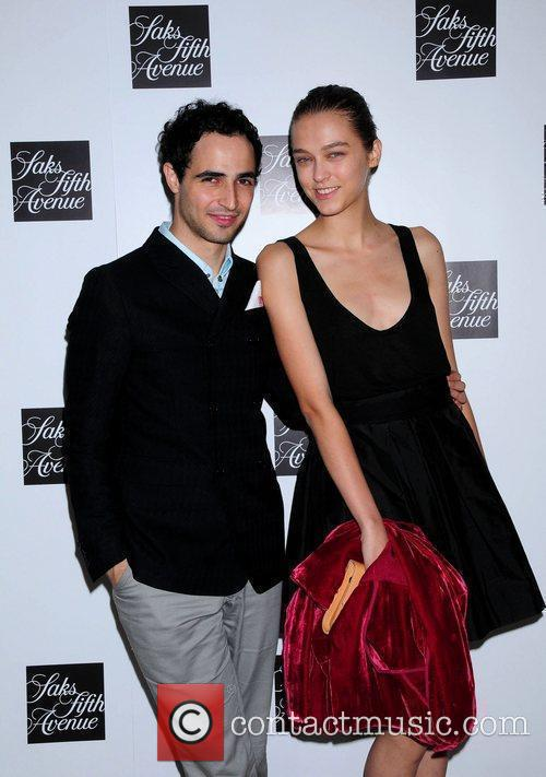 Zac Posen, Celebration, Saks Fifth Avenue