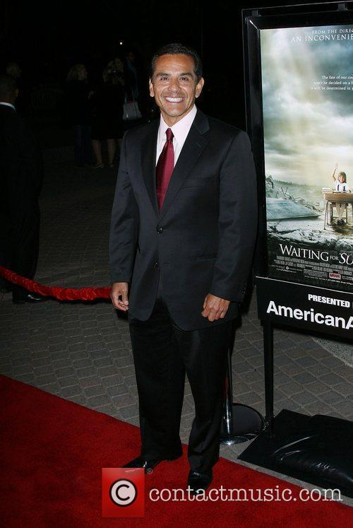 Los Angeles Premiere of Waiting For Superman held...